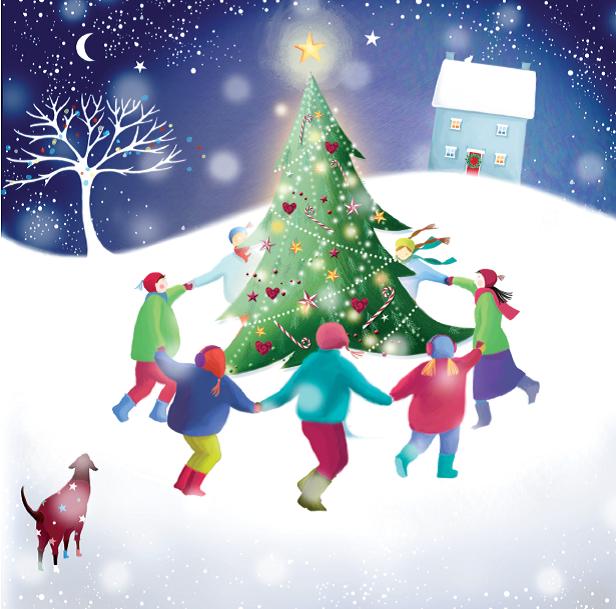 2014 Christmas cards!